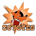 COYOTES FOOTBALL TEAM T-SHIRTS AND GIFTS
