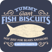 Yummy Fish Biscuits