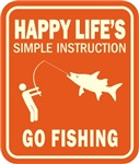 Happy Life's Instruction