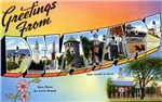 Greetings from Delaware T-shirt Tshirts & Gifts