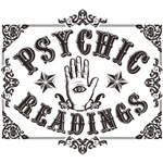 Psychic Readings black