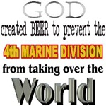 The Marine Divisions, God & Beer