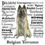 Belgian Tervuren Traits