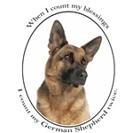German Shepherd Blessings