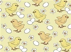 Chicks Pattern