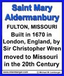 St. Mary Aldermanbury