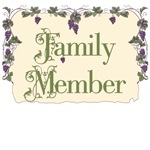 Family Member Vineyard T-Shirts