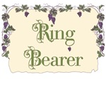 Ring Bearer Vineyard T-Shirts