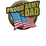 Army Dad T-Shirts
