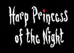 Harp Princess of the Night