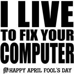 April Fools: Computer