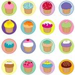 Cupcakes, Cupcakes, Cupcakes T-Shirts