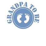 Grandpa to be (Blue) T-Shirts