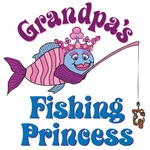 Grandpa's Fishing Princess