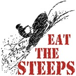 Eat The Steeps Snowmobile