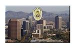 Phoenix Police Skyline