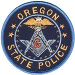 Oregon State Police Mason