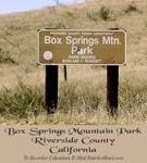 Box Springs Mountain