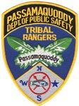 Passamaquoddy Ranger