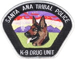 Santa Ana Tribal PD K9