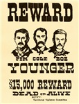 Wanted The Youngers