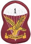 S.A. 1st Para Battalion