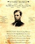 Reward Clay Allison