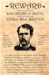Curly Bill Brocius