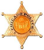 Chicago PD Badge
