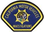 California DMV Investigator