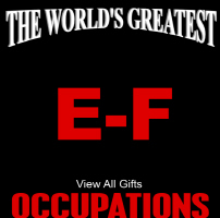 The World's Greatest Occupations E-F