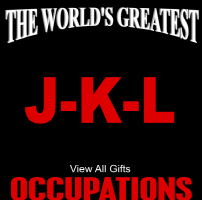 The World's Greatest Occupations J-K-L