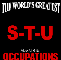 The World's Greatest Occupations S-T-U