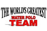 The World's Greatest Water Polo Team