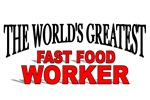 The World's Greatest Fast Food Worker