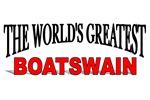 The World's Greatest Boatswain