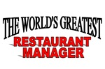 The World's Greatest Restaurant Manager