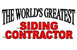 The World's Greatest Siding Contractor