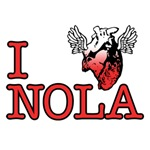 I Love NOLA Heart