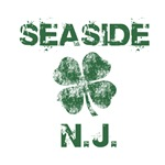 Seaside St. Patrick's Day