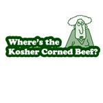 Where's the Kosher Corned Beef?