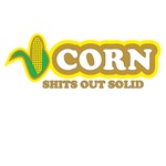 Corn Shits Out Solid