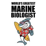 World's Greatest Marine Biologist