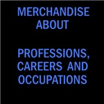 Professions, careers and occupations
