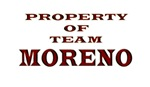 Property of team Moreno