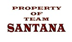 Property of team Santana