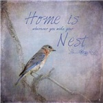 Home is Wherever You Make Your Nest