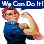 Rosie the Riveter 2
