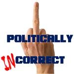 Politically Incorrect Finger