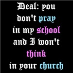 Pray - think